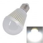 E27 5W 350lm 6500K 25-Epistar SMD 2835 White Light Lamp (AC 85 ~ 265V)