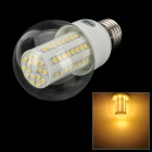 E27 4.5W 480lm 80-LED 3000K Warm White Light Corn Lamp Bulb (AC 110V)