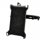 Car Seat Headrest 360 Degree Rotatable Mount Holder Bracket for Ipad MINI - Black