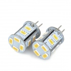 G4 2,9 W 30V 270lm 3200K 12-SMD 5630 LED Warm White Light Bulbs - Weiß + Gelb