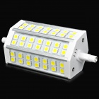 R7S 10W 780lm 42-SMD 5050 LED White Light Bulb (85-265V)