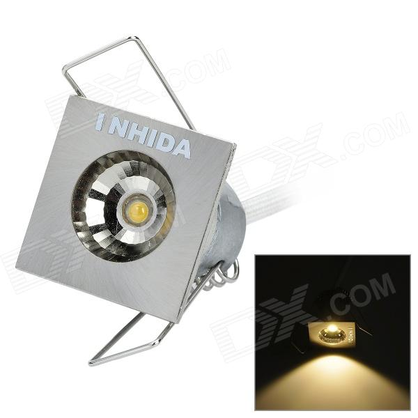 1W 100lm 3500K Warm White LED Ceiling Light (AC 86~265V)
