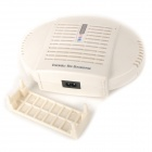 Mini Four Seasons Electronic Moisture Absorption Dehumidifier w/ EU Plug - Light Yellow