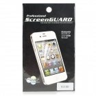 Protective Clear Screen Protector Film Guard for Samsung Galaxy Note II N7100 - Transparent
