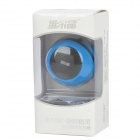 W-king BT29S Rechargeable Mini Portable Bluetooth V2.1 2W Speaker - Blue + Black