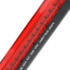 HS-04000-48 3.5W 1800K 35lm 48-LED Red Car Brake Lamp (DC 12V)