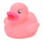XY003 Funny Floating Duck Bath Bathing Toy for Baby / Kid - Pink