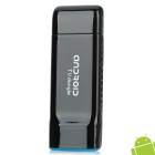 DG08 Android 4.1.1 Dual Core 1.6GHz Google TV Player w/ Wi-Fi / 1GB RAM / 4GB ROM - Black + Blue