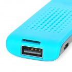 DG08 Android 4.1.1 Dual Core 1.6GHz Google TV Player w / Wi-Fi / 1GB RAM / ROM 4GB - Preto + Azul