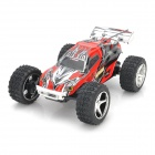 WLtoys L949 1:23 Iphone Control R/C High Speed Racing Car - Red + Silver