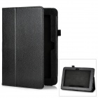 "Protective PU Leather Case for Amazon Kindle Fire HD 8.9"" - Black"