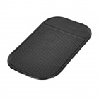 Spider 360 Degree Anti-Slip Polymer Elastic Pad for Cell Phone - Black