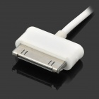 5-in-1 Card Reader + USB HUB for Samsung Galaxy Tablet P6210 / P6810 / P7300 +More - White + Silver