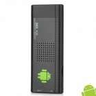 MK809 Android 4.1.1 Dual-Core 1.6GHz Google TV Player w/ Wi-Fi / 1GB RAM / 8GB ROM / Bluetooth