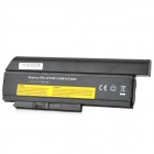 11.1 V 7800mAh 9-Cell Replacement Laptop Battery for Lenovo ThinkPad X220 / X220I / X220S - Black