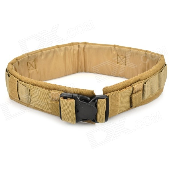 Tactical Outdoor Sporting Gun Sling Waistband - Dark Khaki
