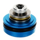 Element Aluminum Piston Head for Airsoft AEG - Silver + Blue