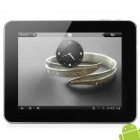 "AMPE A85 8"" Capacitive Screen Android 4.0 Tablet PC w/ TF / Wi-Fi / Camera / G-Sensor - Dark Grey"