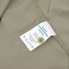 Hasky Camping Hiking Quick-Dry Clothes w/ Detachable Sleeves for Men - Khaki (Size-XXL)