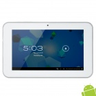 AMPE A76 7' Capacitive Screen Android 4.0 Tablet PC w/ TF / Wi-Fi / Camera / G-Sensor - Silver