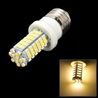 E26 6W 102-3528 SMD LED 408lm Warm White Lampe Lampe (85 ~ 265V)
