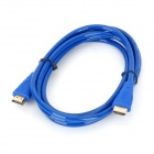 G1203 FHD 1080p HDMI V1.4 Male to Male to Connection Cable - Blue (180cm)