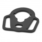 MA02 Steel Sling Mount Adapter for AK / G36 / M4 - Black
