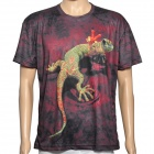 XXXXL 3D chameleon T-Shirt