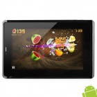 "A77 7 ""емкостный экран Android 4.0 Dual Core Tablet PC W / TF / Wi-Fi / Camera / 3G - черный (4 Гб)"