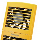 Oimater OI-CF-1002 Dual Block 3-Mode USB Cooling Fan - Yellow