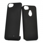 2000mAh External Mobile Power Battery Case for iPhone 5 - Black