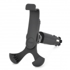 HC-04 Universal Car Swivel Mount w/ Car Charger for iPhone / HTC / Samsung + More - Black