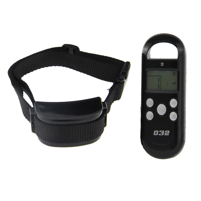 "3.5"" LCD 4-Level Waterproof Pet Dog Behave Remote Training System Model - Black от DX.com INT"