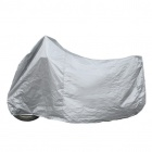 FF087 Motorcycle Sunscreen / Dustproof Cover - Silver Grey (Size-XXL)