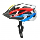 Anqi 816 Outdoor-Fahrrad Radfahren EPS + PC Helmet w / Adjustable Strap - Multi-Colored