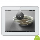 "AMPE A85 8"" Capacitive Screen Android 4.0 Tablet PC w/ TF / Wi-Fi / Camera / G-Sensor - Silver"