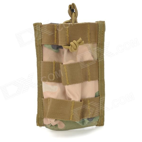 Tactical Magazine Pouch for M4A1 / M16 - Camouflage + Khaki fire maple sw28888 outdoor tactical motorcycling wild game abs helmet khaki