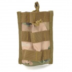 Tactical Magazine Pouch for M4A1 / M16 - Camouflage + Khaki