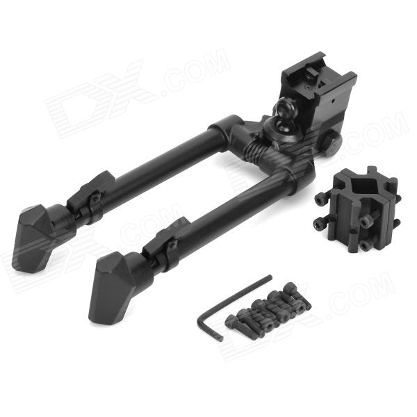 30cm Steel Rifle Bipod (13~18mm Adjustable Mount)