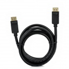 DisplayPort v1.1 Male to Male Data Cable - Black (1.8m)