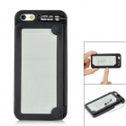 YSDX-667 Protective ABS Drawing Board Back Case for Iphone 5 - Black