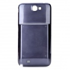 Rechargeable 6500mAh External Battery Pack for Samsung Galaxy Note 2 / N7100 - Black