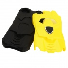 Cool Sports Car Style Protective Back Case for Iphone 5 - Yellow + Black