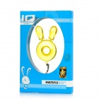 Remax IQ Rabbit Silicone Holder / Decoration for Cellphones - Yellow