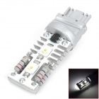 3156 12W 600lm OSRAM 4-SMD 7060 LED White Light Car Bulb (DC 12V)