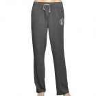 Fashion Men's Cotton Sports Sweater Pants Trousers - Dark Grey (Size: L) 