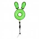 Remax IQ Rabbit Silicone Holder / Decoration for Cellphones - Green