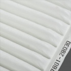 Power Flow Plastic Air Filter for Toyota Camry - White