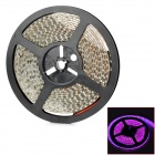 DT5M3528600PA Waterproof 36W 2400lm 600-SMD 3528 LED Pink Light Decoration Strip Lamp (12V / 5m)