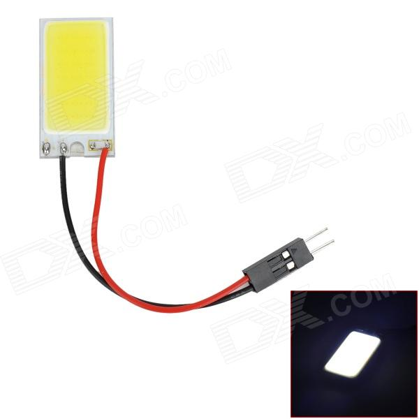 LY205 T10 BA9S Festoon 2.5W 6000K 150lm 1-SMD LED White Reading Lamp - White s quire s quire ly b9 3